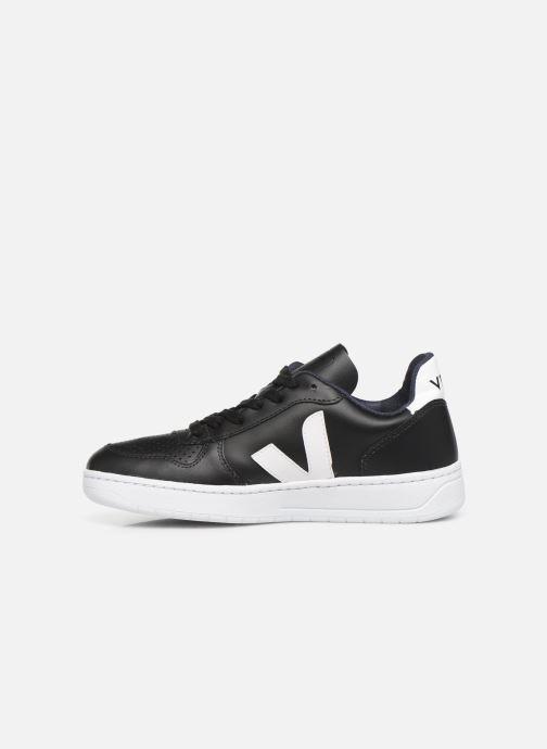 Sneakers Veja V-10 Zwart voorkant