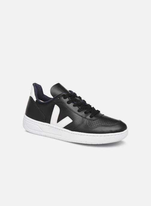 Sneakers Veja V-10 W Zwart detail