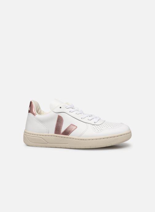 Sneakers Veja V-10 W Wit achterkant