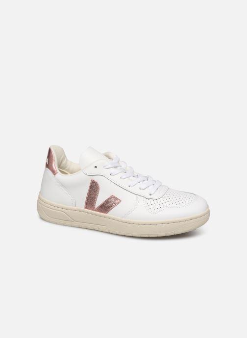 Sneakers Veja V-10 W Wit detail