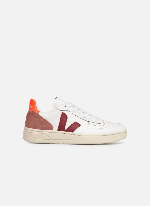 Sneakers Veja V-10 Hvid se bagfra