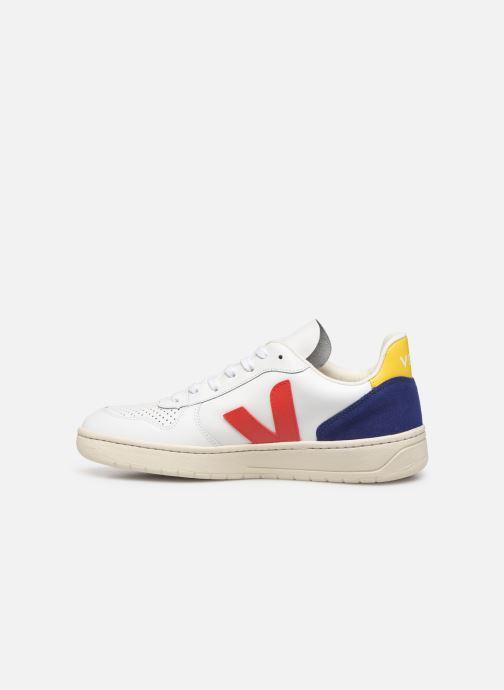 Sneakers Veja V-10 W Wit voorkant