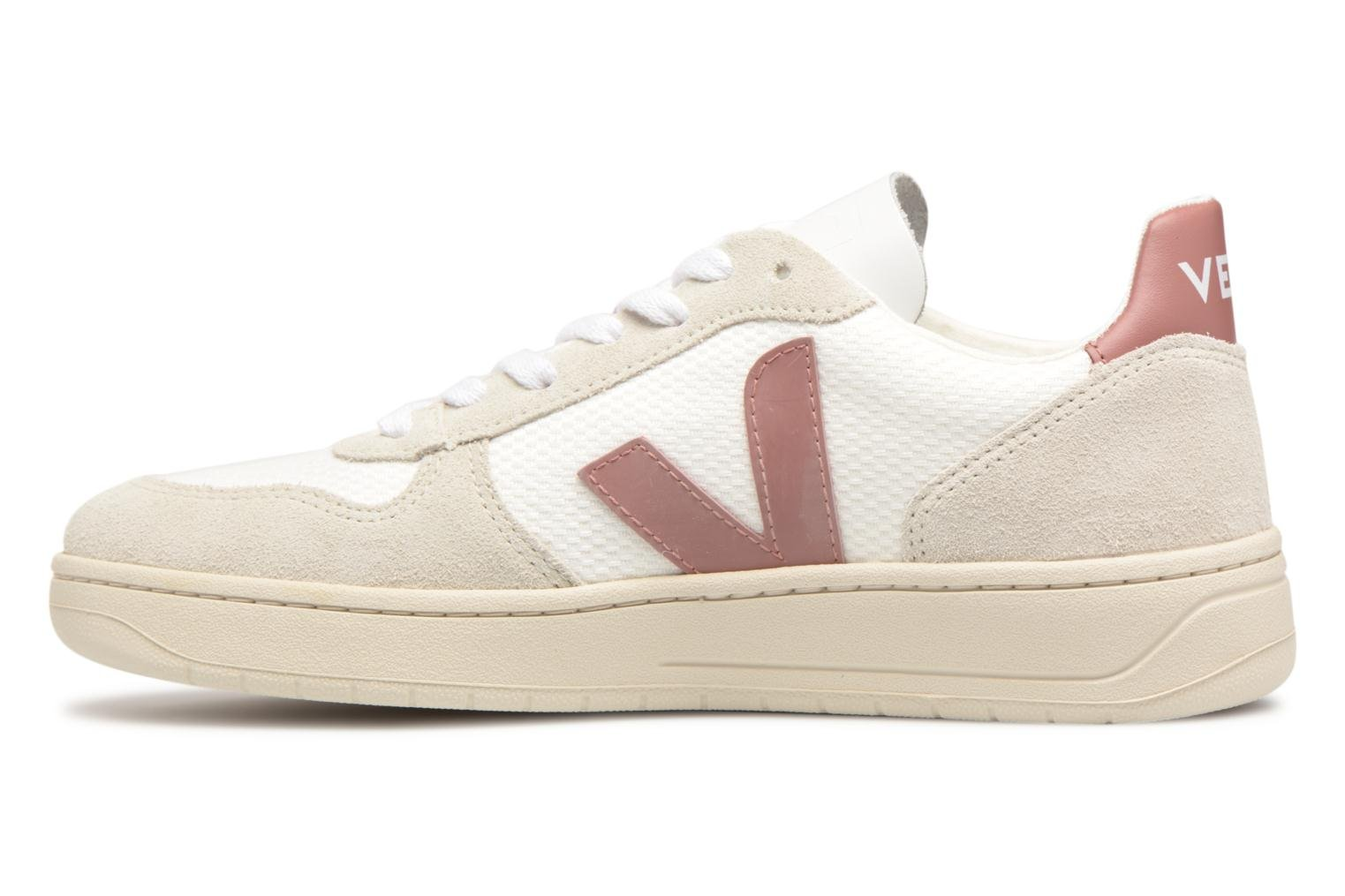 Trainers Veja V-10 W Pink front view