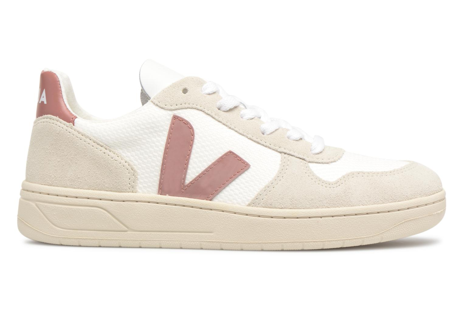 Trainers Veja V-10 W Pink back view