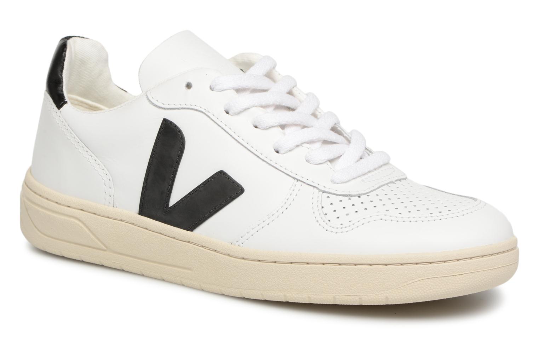 Nuevo (Blanco) zapatos Veja V-10 W (Blanco) Nuevo - Deportivas en Más cómodo e6e1c3