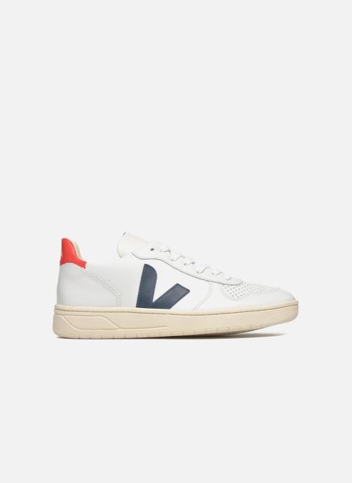 Sneakers Veja V-10 Bianco immagine posteriore
