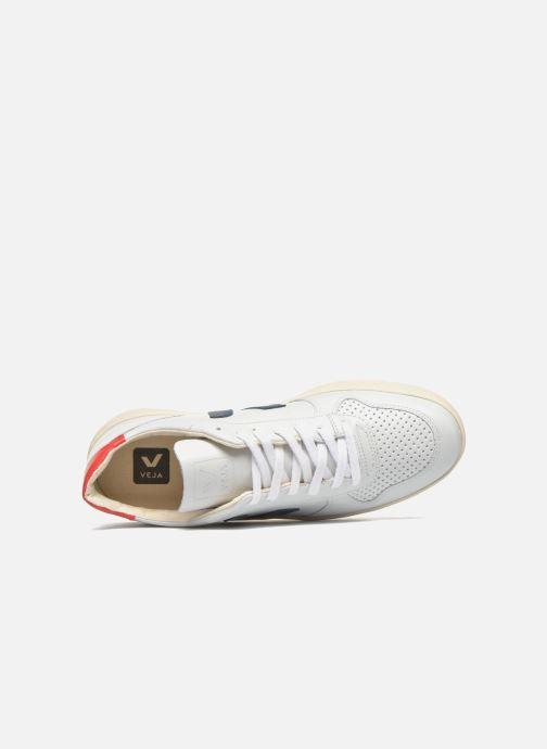 Sneakers Veja V-10 Hvid se fra venstre
