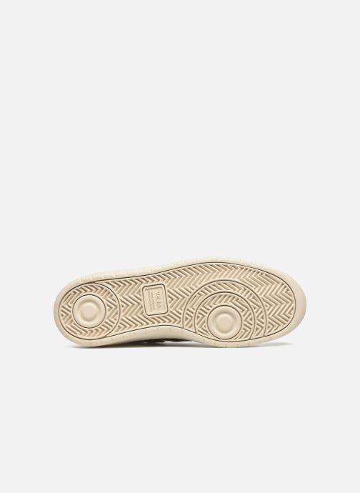 Sneakers Veja V-10 Bianco immagine dall'alto
