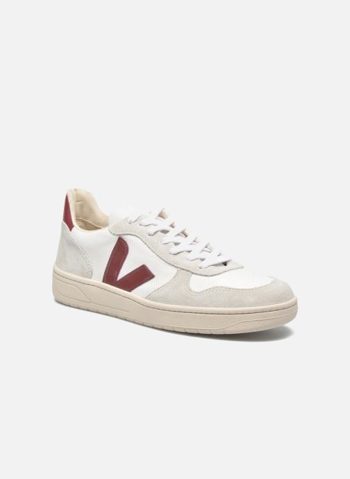 Sneaker Veja V-10 weiß detaillierte ansicht/modell