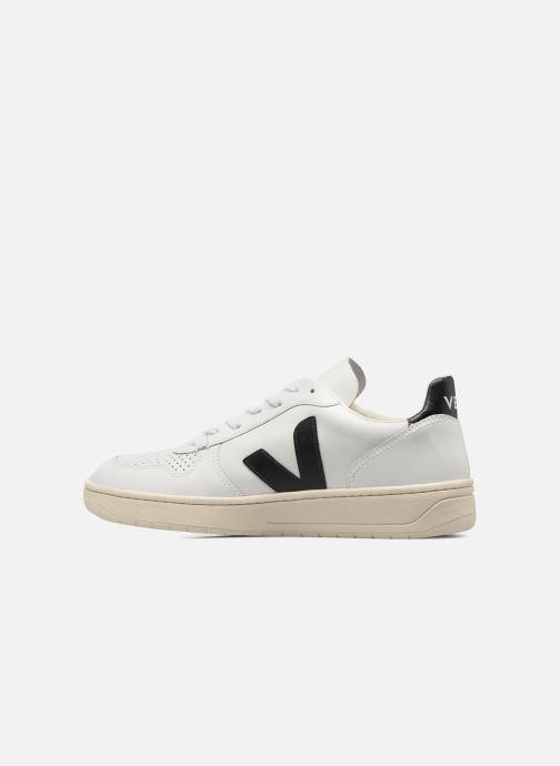 Sneakers Veja V-10 Bianco immagine frontale