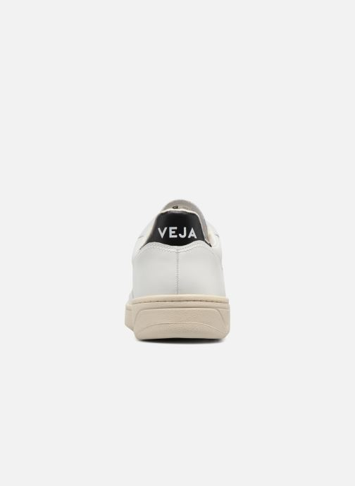Trainers Veja V-10 White view from the right