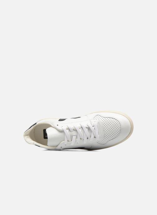 Sneaker Veja V-10 weiß ansicht von links
