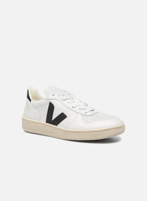 Sneakers Veja V-10 Zwart detail
