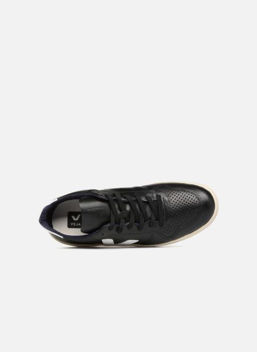 Sneaker Veja V-10 schwarz ansicht von links