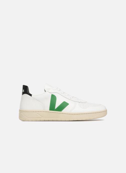 Sneaker Veja V-10 weiß ansicht von hinten