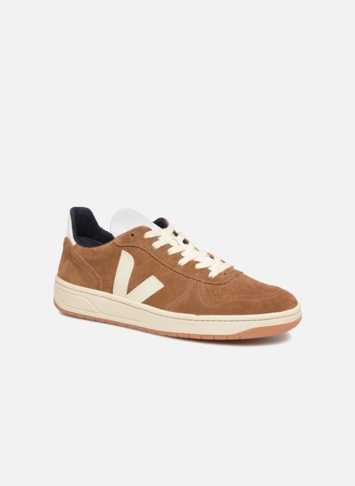 Sneaker Veja V-10 braun detaillierte ansicht/modell