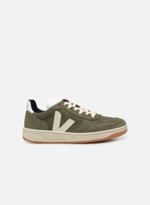 Sneaker Veja V-10 grün ansicht von hinten