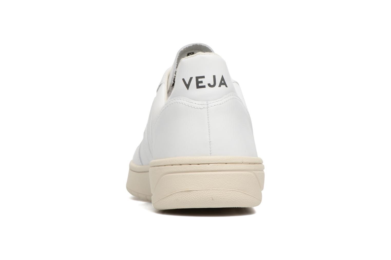Baskets Veja V-10 Blanc vue droite