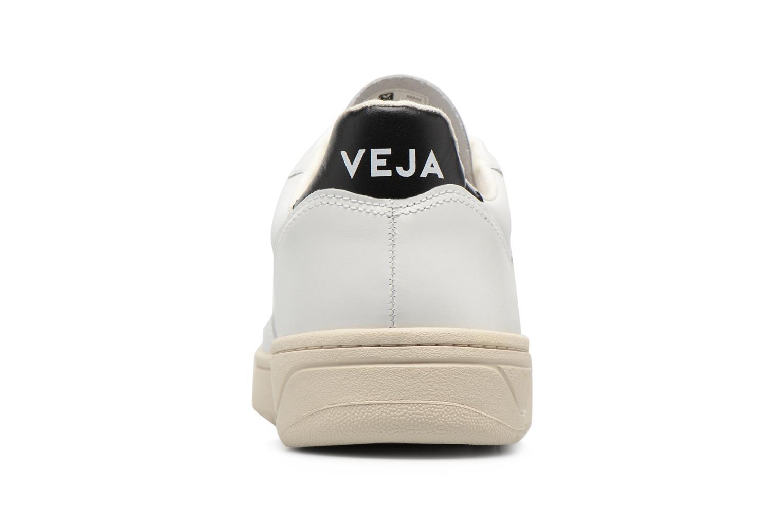 White Veja V Extra Black 10 rshQCxtd