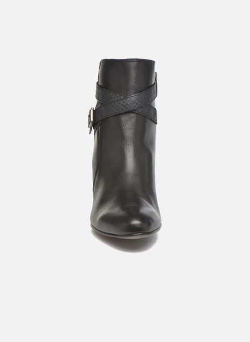 Bottines et boots Karston IFOPO #Vo Mil.NOIR/Ch Max ~Doubl & 1ere CUIR Noir vue portées chaussures