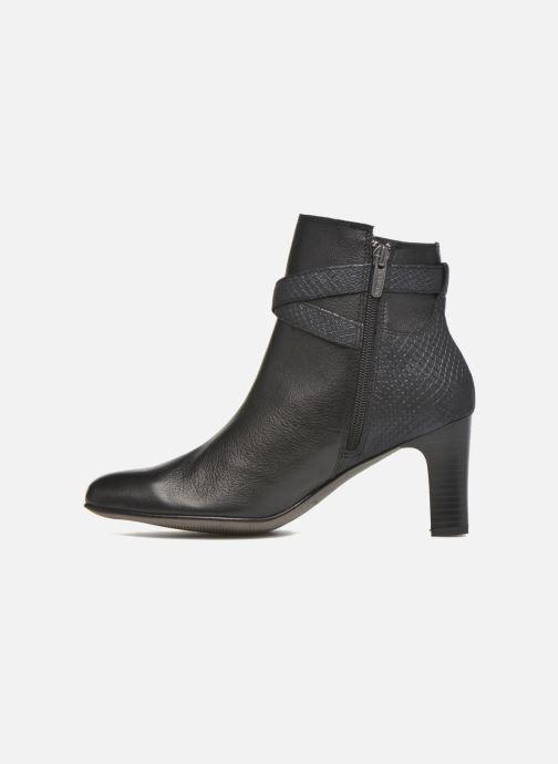 Bottines et boots Karston IFOPO #Vo Mil.NOIR/Ch Max ~Doubl & 1ere CUIR Noir vue face