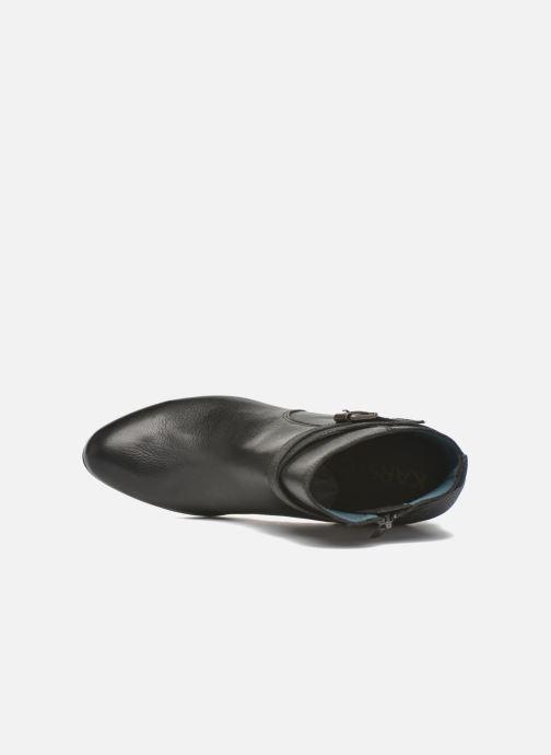 Bottines et boots Karston IFOPO #Vo Mil.NOIR/Ch Max ~Doubl & 1ere CUIR Noir vue gauche
