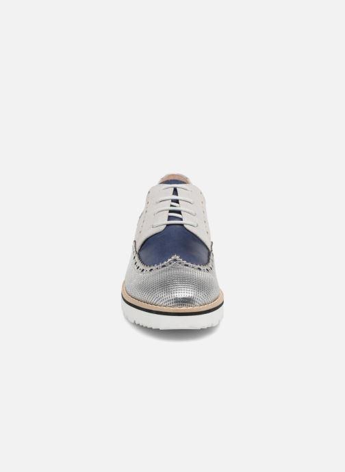 Chaussures à lacets Karston Olago Bleu vue portées chaussures
