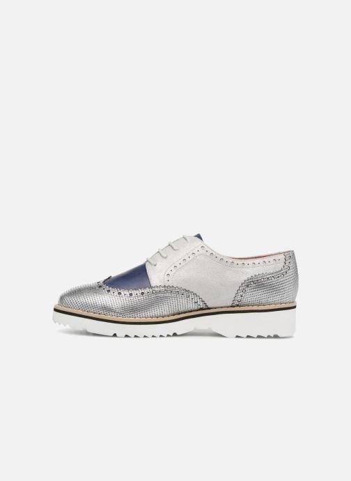 Chaussures à lacets Karston Olago Bleu vue face
