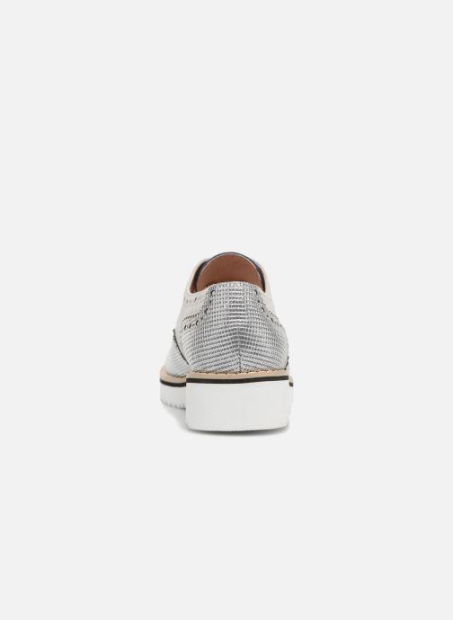 Chaussures à lacets Karston Olago Bleu vue droite