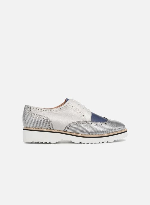 Chaussures à lacets Karston Olago Bleu vue derrière