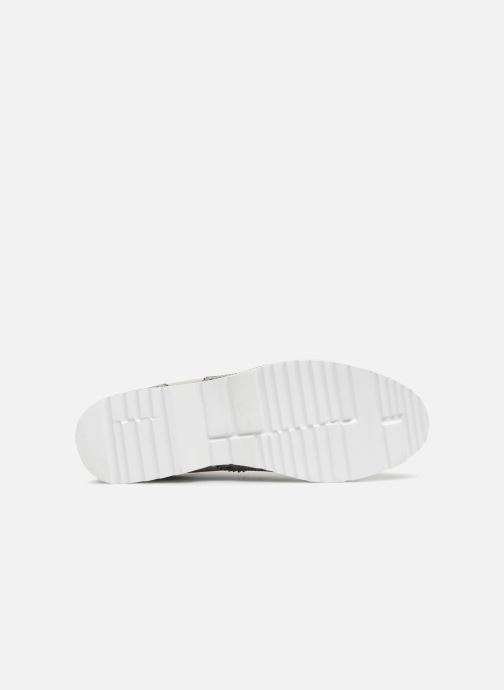 Chaussures à lacets Karston Olago Bleu vue haut