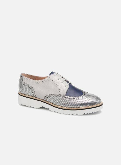 Chaussures à lacets Karston Olago Bleu vue détail/paire