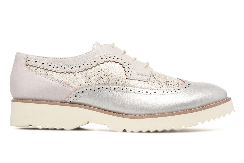 Chaussures à lacets Karston Olago Argent vue derrière