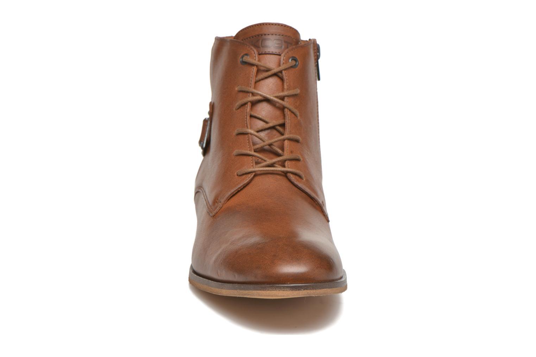 Bottines et boots Kost Fèvres23 Marron vue portées chaussures