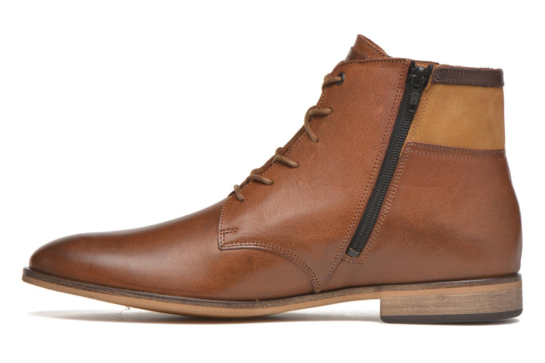 Bottines et boots Kost Fèvres23 Marron vue face