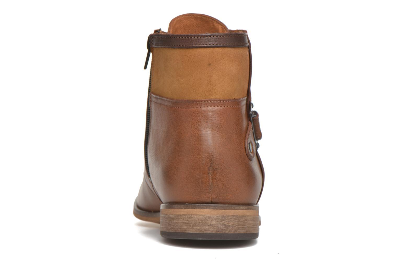 Bottines et boots Kost Fèvres23 Marron vue droite