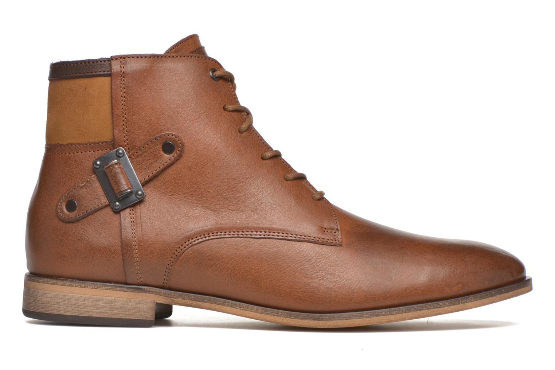 Bottines et boots Kost Fèvres23 Marron vue derrière