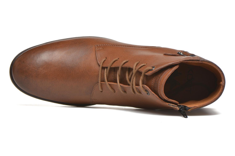 Bottines et boots Kost Fèvres23 Marron vue gauche