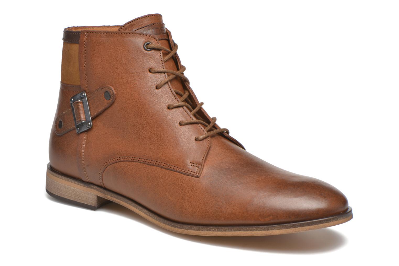 Bottines et boots Kost Fèvres23 Marron vue détail/paire