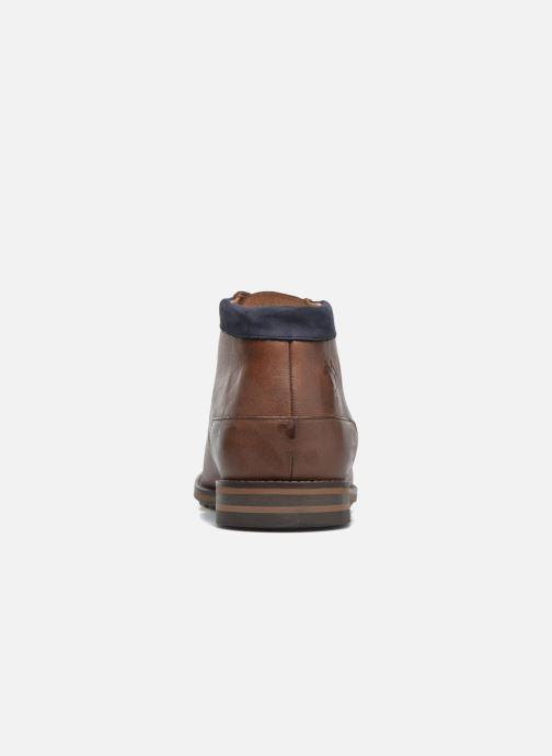 Boots en enkellaarsjes Kost Buletier27 Bruin rechts