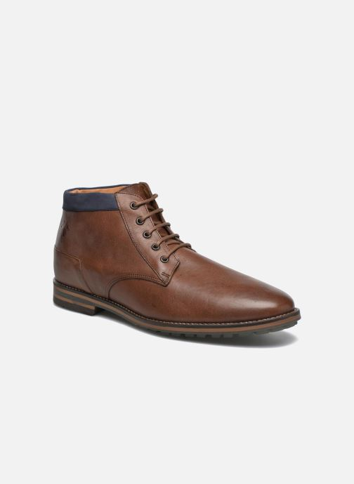 Ankelstøvler Kost Buletier27 Brun detaljeret billede af skoene