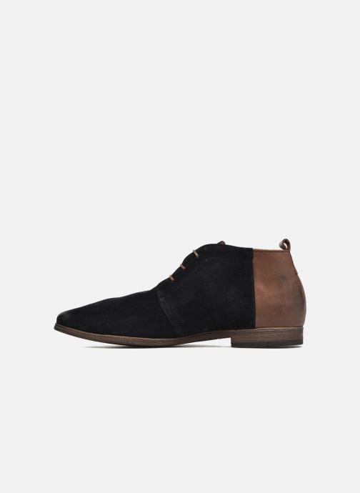 Chaussures à lacets Kost Zepi76 Bleu vue face