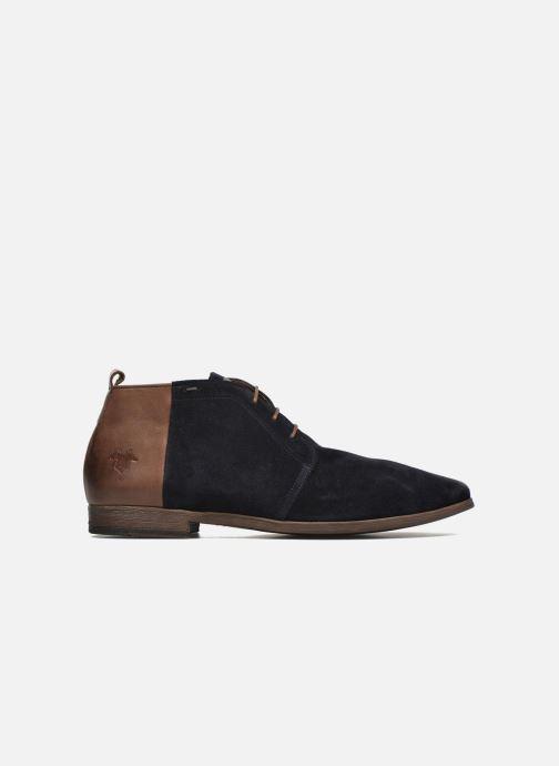Chaussures à lacets Kost Zepi76 Bleu vue derrière