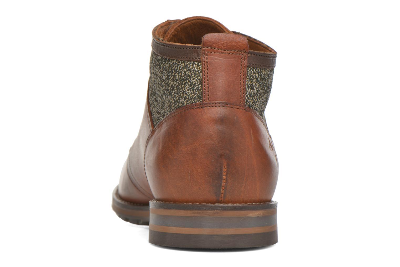 Chaussures à lacets Kost Renon25 Marron vue droite