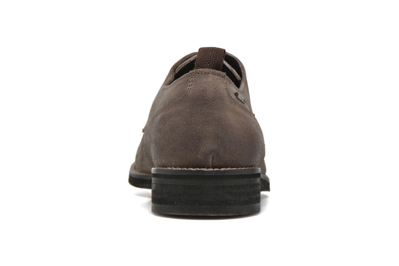 Chaussures à lacets Pepe jeans Hackney Rustic Marron vue droite