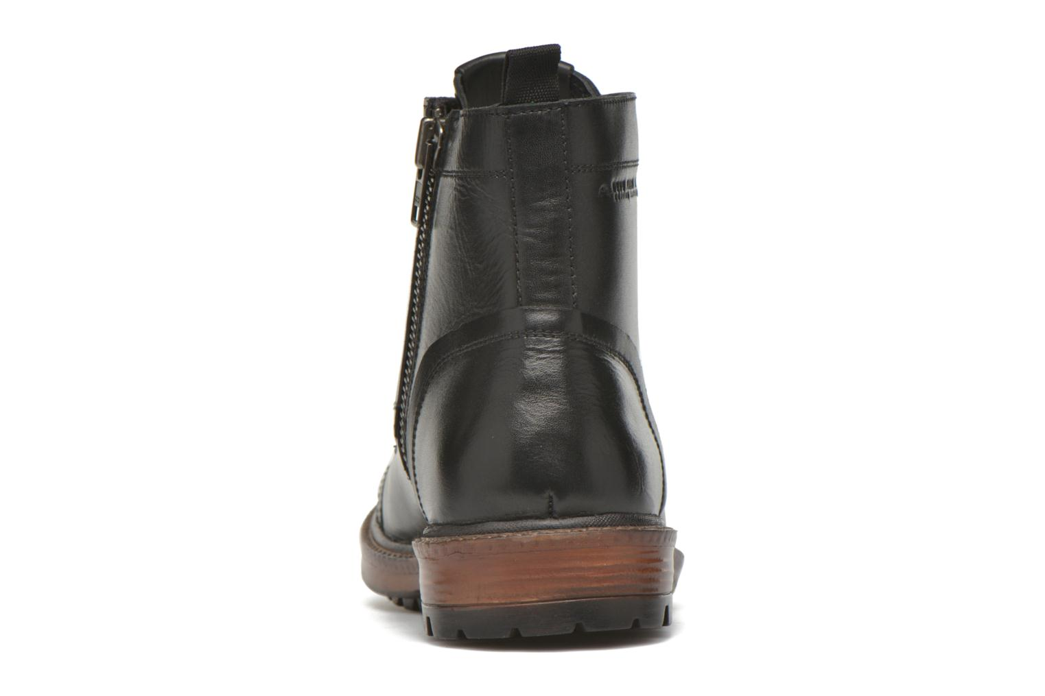 Ankle boots Pepe jeans Vivek Boot Black view from the right