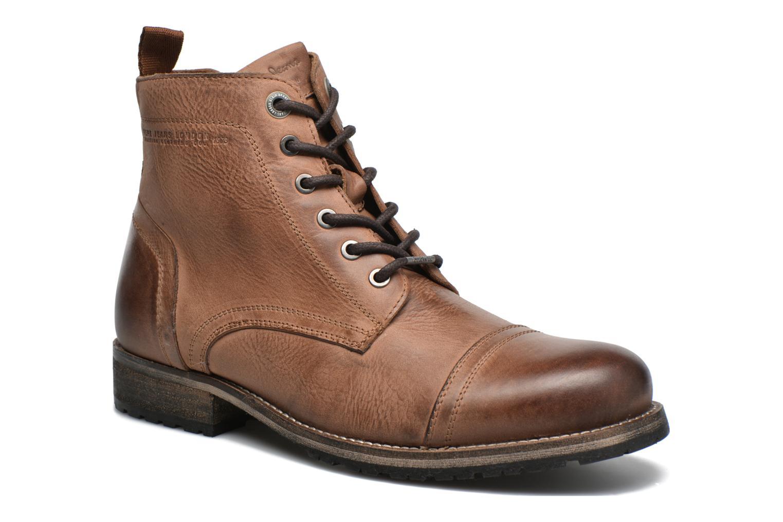Bottines et boots Pepe jeans Melting Med Marron vue détail/paire