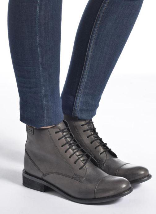 Boots en enkellaarsjes Pepe jeans Seymour Laces Zwart onder