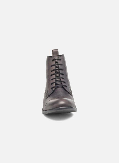 Bottines et boots Pepe jeans Seymour Laces Noir vue portées chaussures