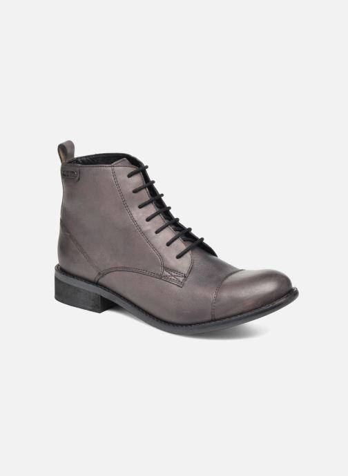 Boots en enkellaarsjes Pepe jeans Seymour Laces Zwart detail